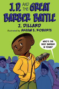 J.D. and the Great Barber Battle