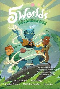 5 Worlds #5: Emerald Gate