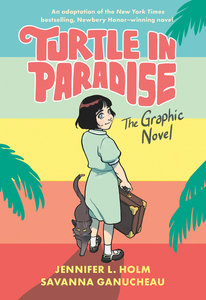 Turtle in Paradise Graphic Novel