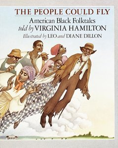 The People Could Fly: American Black Folktales (Softcover)