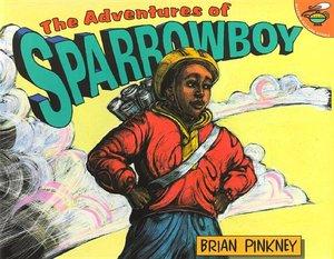 Adventures of Sparrowboy (Paperback) - Autographed