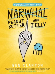 Narwhal #3 Peanut Butter & Jelly PB