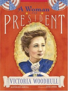 A Woman For President - Hardcover