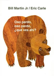 Brown Bear, Brown Bear, What Do You See? (Spanish Board Book Edition)