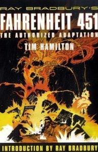Fahrenheit 451 Graphic Novel