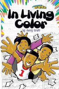 Mama's Boyz: In Living Color - Autographed