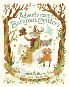 Adventures with Barefoot Critters (Board Book)