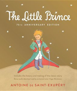 The Little Prince 75th Anniversary Edition