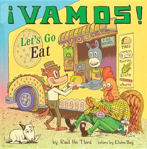 Vamos! Let's Go Eat