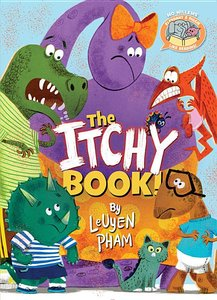 The Itchy Book (E+P Like Reading)