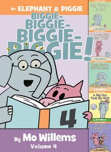 Elephant & Piggie Biggie #4