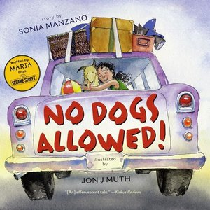 No Dogs Allowed-Autographed