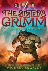 Sisters Grimm #1 Fairy-Tale Detectives