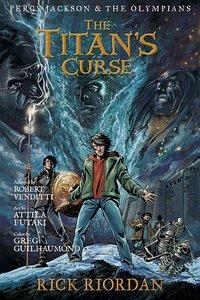 The Titan's Curse Graphic Novel