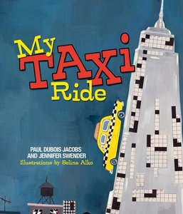 My Taxi  Ride - Autographed Hardcover