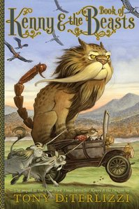 Kenny & the Book of Beasts (Softcover)