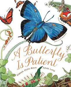 A Butterfly is Patient - Softcover