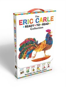 Eric Carle Ready to Read Collection