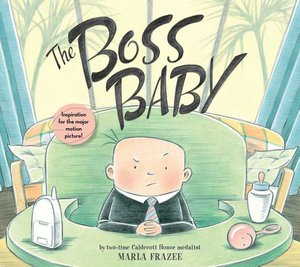 The Boss Baby (Softcover)