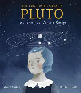 The Girl Who Named Pluto