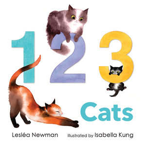 123 Cats: A Cat Counting Book
