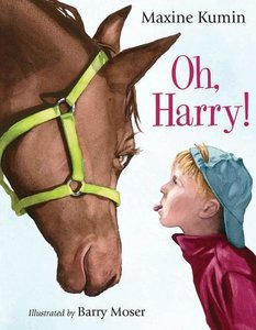 Moser Book Plate & Oh, Harry! - Hardcover