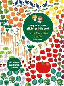 In the Vegetable Garden Sticker Activity Book