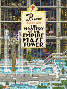 Pierre the Maze Detective: Mystery of the Empire Maze Tower