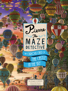 Pierre the Maze Detective: Castle in the Sky