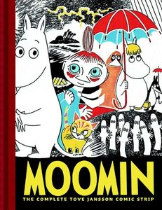 Moomin: The Complete Tove Jansson Comic Strip VOLUME 1