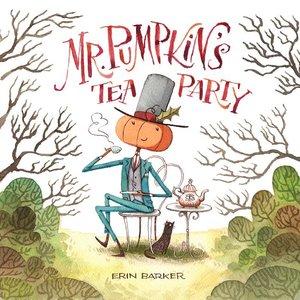 Mr. Pumpkin's Tea Party