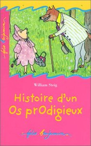 The Amazing Bone (Histoire d'un os prodigieux) Softcover - French
