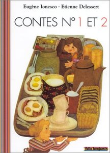 Stories 1 & 2 (Contes 1 et 2) Softcover - French