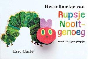The Very Hungry Caterpillar (Finger Puppet Book) - DUTCH