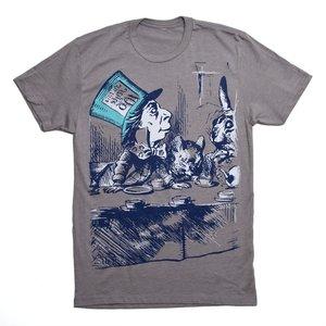 Alice in Wonderland Adult T-Shirt