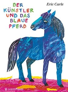 Artist Who Painted a Bue Horse (Hardcover) -GERMAN