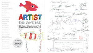 Artist To Artist Autographed Limited Edition