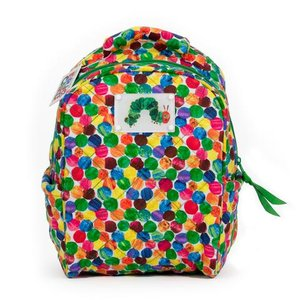 Caterpillar Quilted Backpack