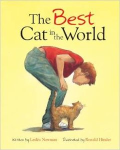 Best Cat in the World - Autographed Hardcover