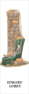 Bookmark-Bibliophile with Cats