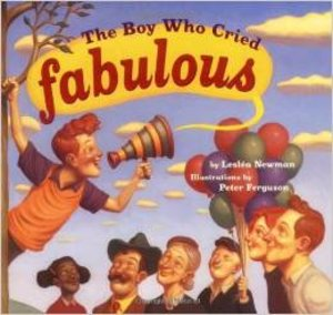 The Boy Who Cried Fabulous - Autographed Softcover