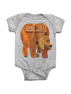 Brown Bear Onesie