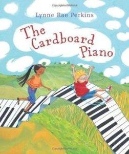 Cardboard Piano-Autographed
