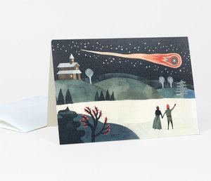 Carson Ellis Card - Shooting Star