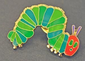 Very Hungry Caterpillar Enamel Pin