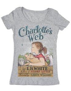 Charlotte's Web Ladies T-Shirt
