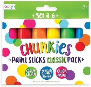 Chunkies Paint Sticks (Set of 6)