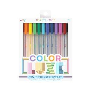 Color Luxe Gel Pens