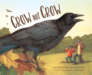 Crow Not Crow - Autographed