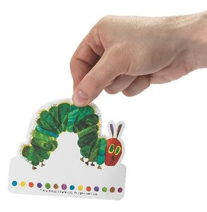 Die-Cut Mini Very Hungry Caterpillars